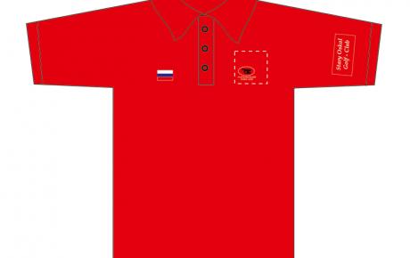 Рубашка-поло для «Старооскольского гольф-клуба»