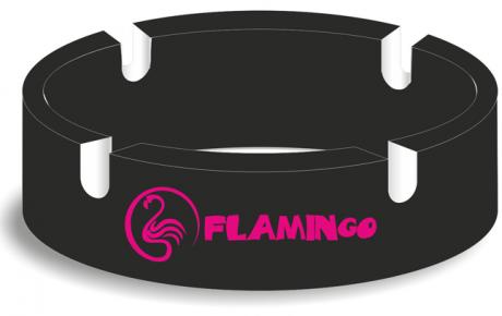 Пепельница для клуба «Фламинго»