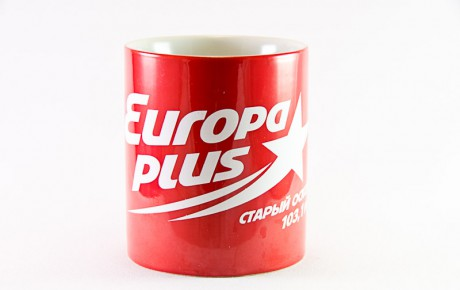 Кружка «Европа+ Старый Оскол»
