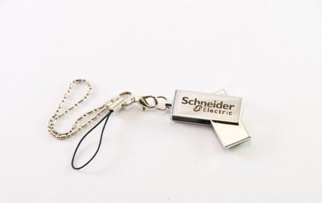 Брелок-флешка «Shneider Electric»