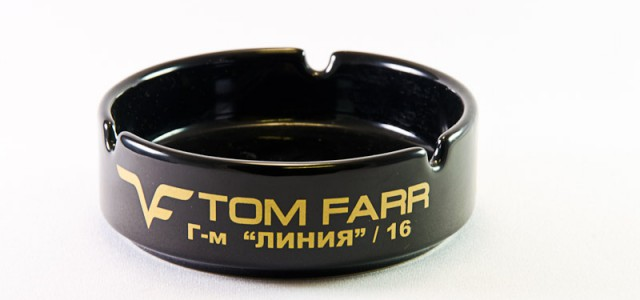 Пепельница «Tom Farr»